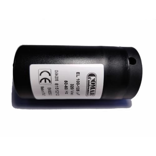 100 - 125 μF - Indító kondenzátor