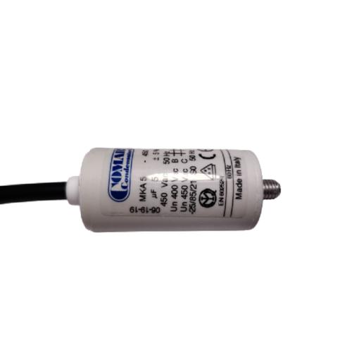 5 μF - Üzemi kondenzátor