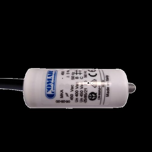 8 μF - Üzemi kondenzátor