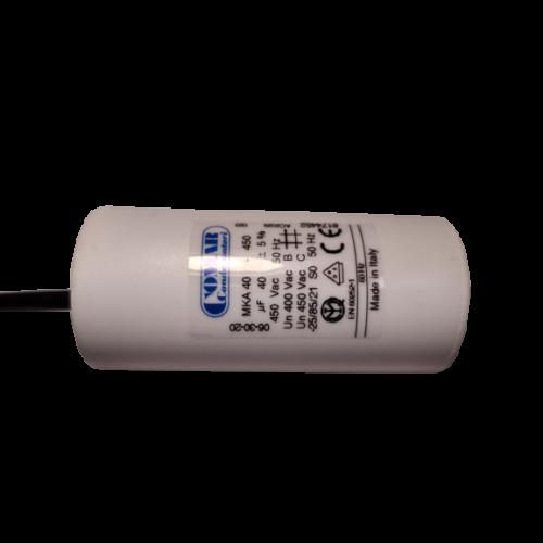 40 μF - Üzemi kondenzátor
