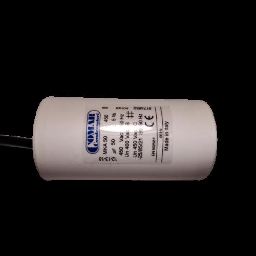 50 μF - Üzemi kondenzátor