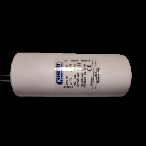 70 μF - Üzemi kondenzátor