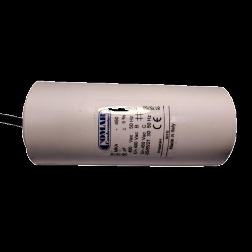 90 μF - Üzemi kondenzátor