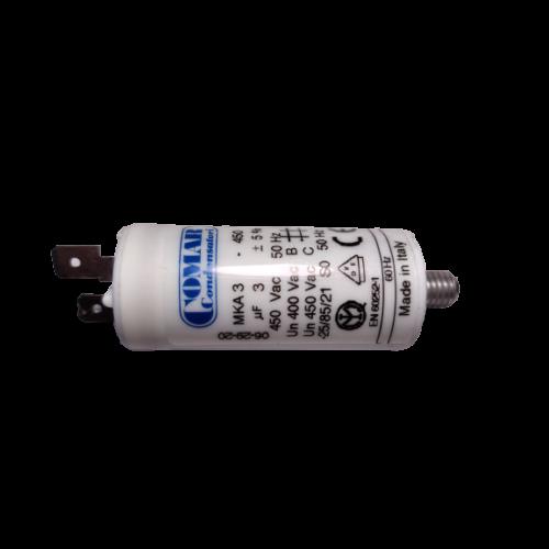 3 μF - Üzemi kondenzátor