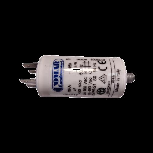 7 μF - Üzemi kondenzátor