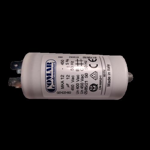 12 μF - Üzemi kondenzátor