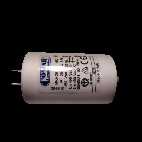 25 μF - Üzemi kondenzátor