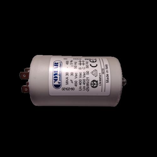 30 μF - Üzemi kondenzátor