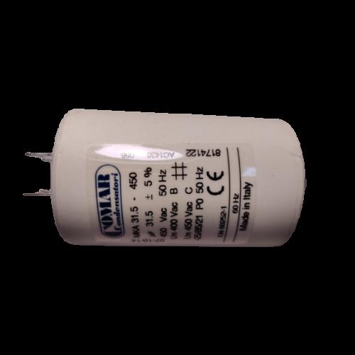 31.5 μF - Üzemi kondenzátor