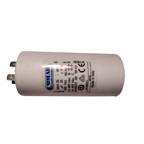 35 μF - Üzemi kondenzátor