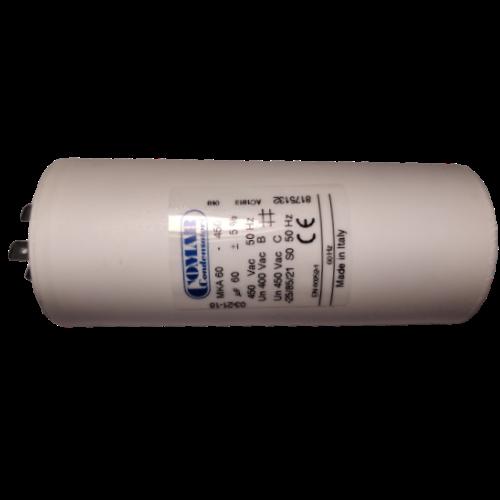 60 μF - Üzemi kondenzátor