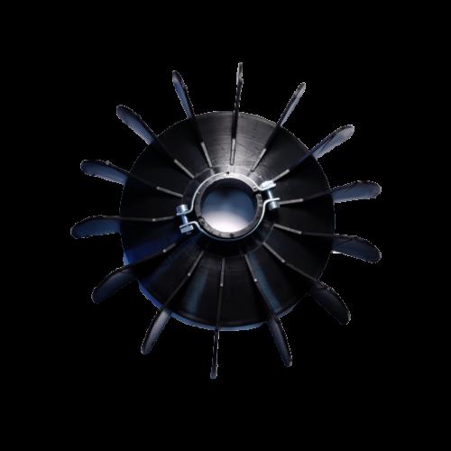 MEC 132 - 38 - Ventilátor